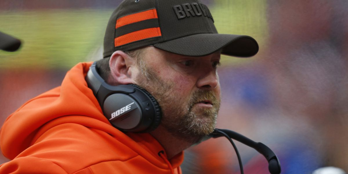 Freddie Kitchens, the best thing to happen to Cleveland football since the color orange