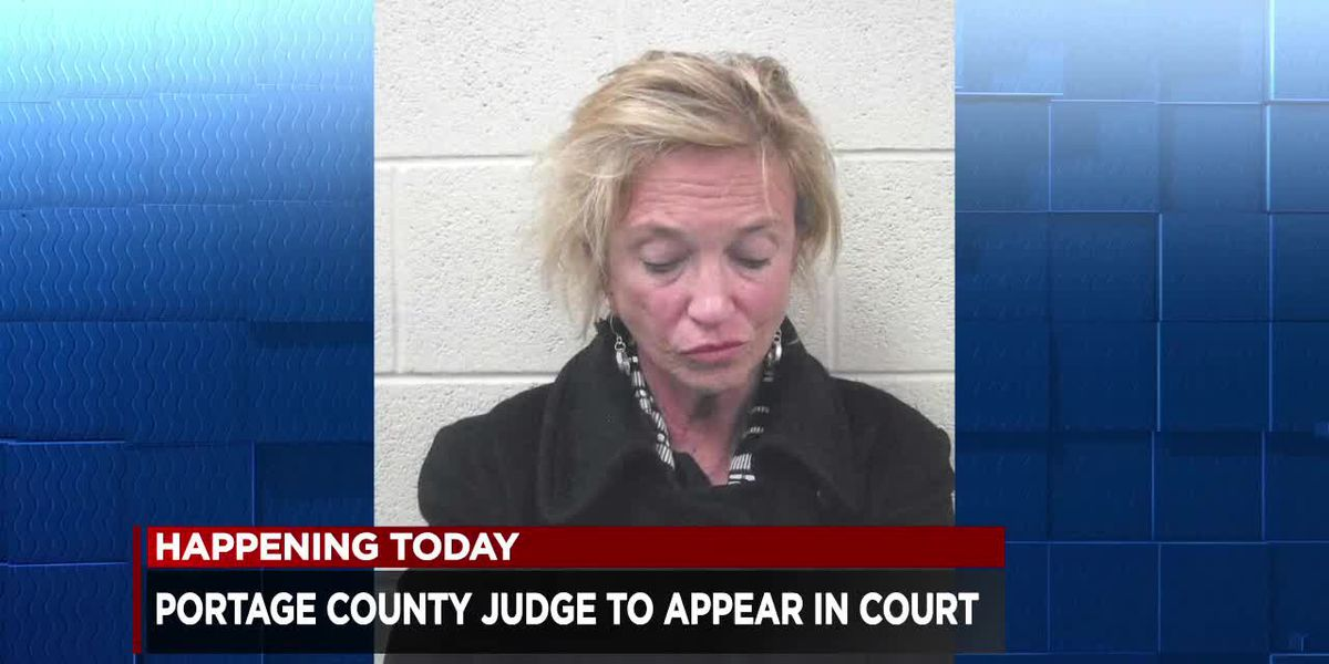 Portage County judge arrested for OVI to be arraigned Friday morning