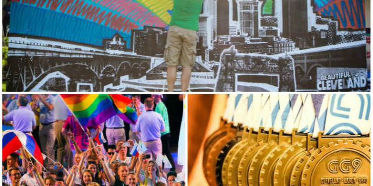 Gay Games donates nearly $150K to northeast Ohio LGBT funds