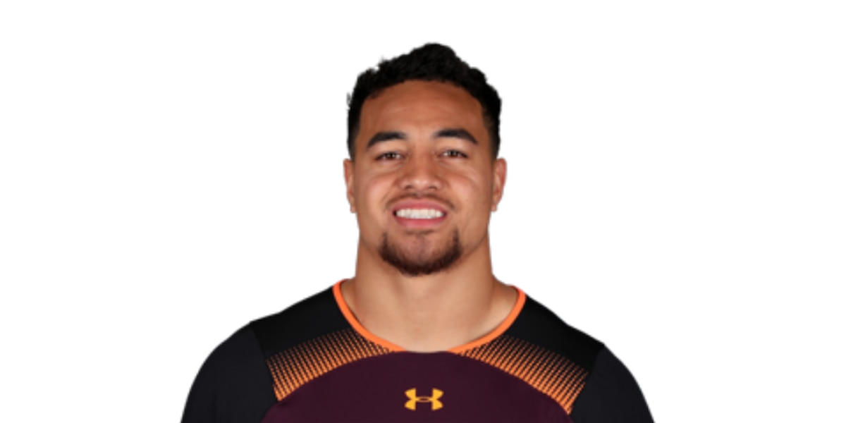 "Cleveland Browns select LB Sione Takitaki from BYU in 3rd round of 2019 NFL Draft, say ""he completely turned his life around"""