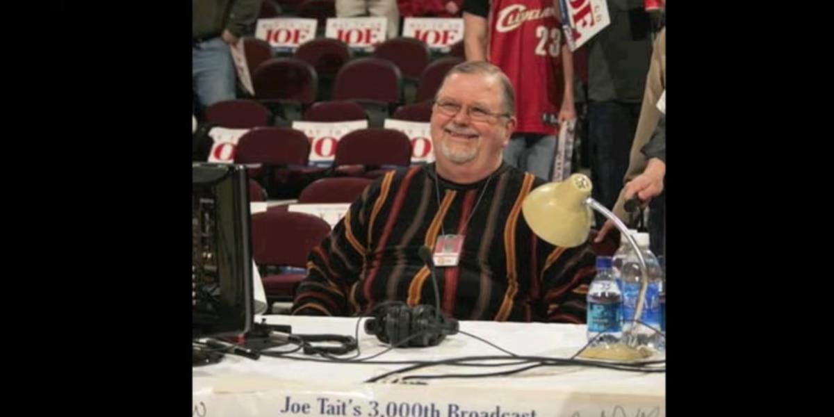 Legendary Cleveland Cavaliers broadcaster Joe Tait dies at 83