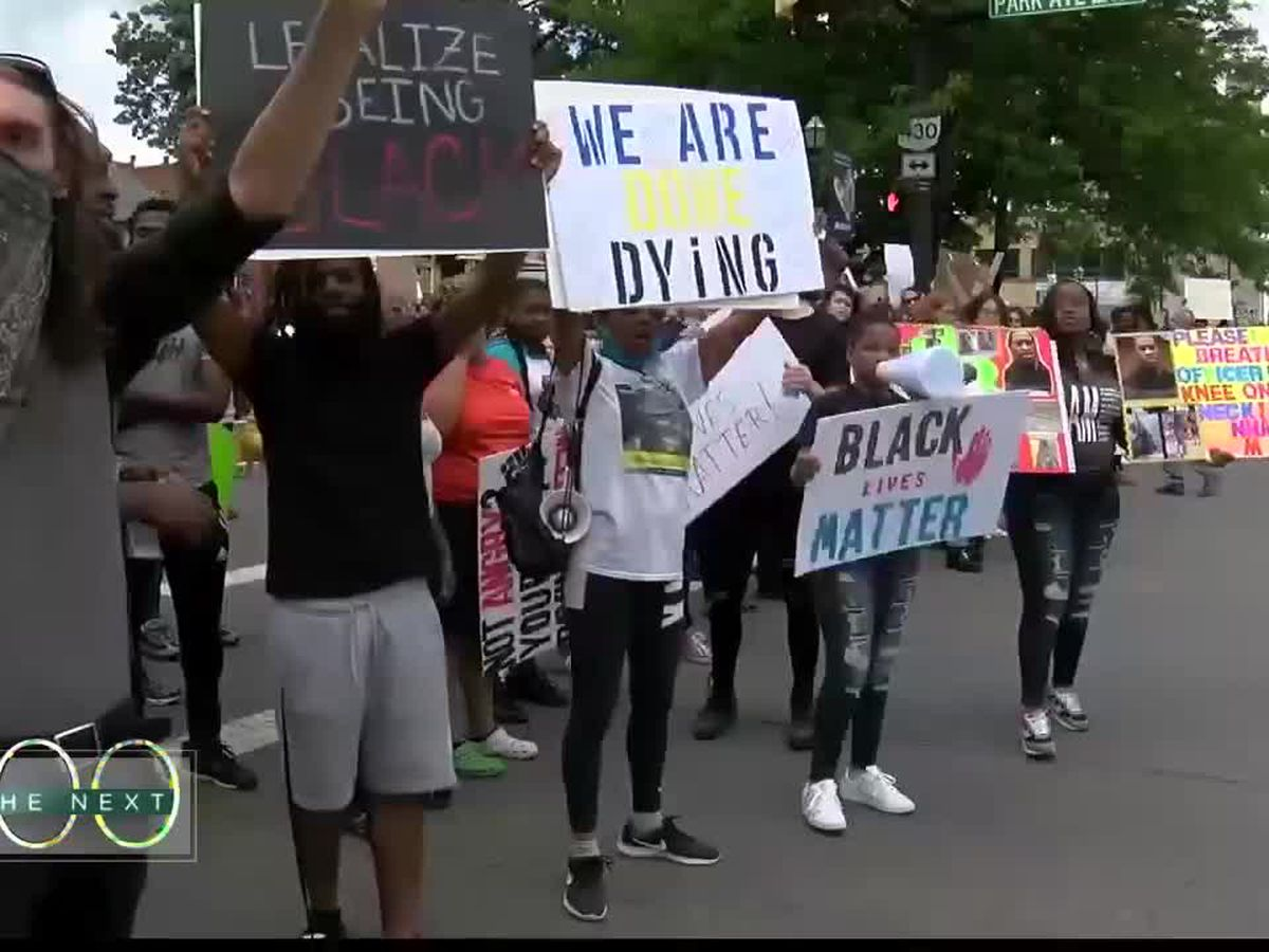 The Next 400: Young activists fight for social justice(6pm)