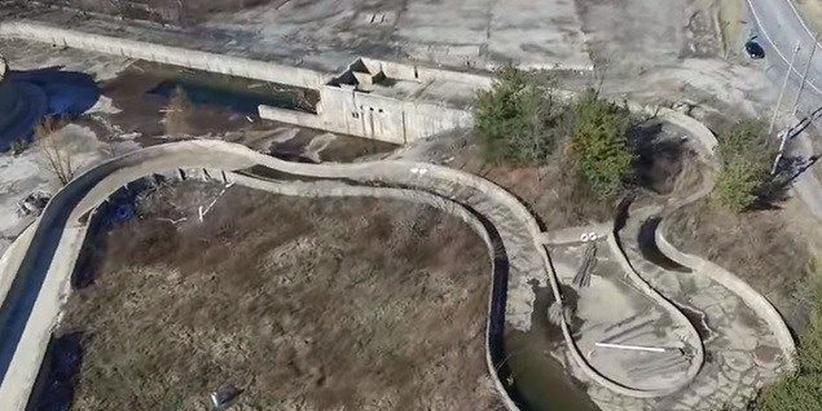 Video: Aerial view of Geauga Lake brings back fond memories