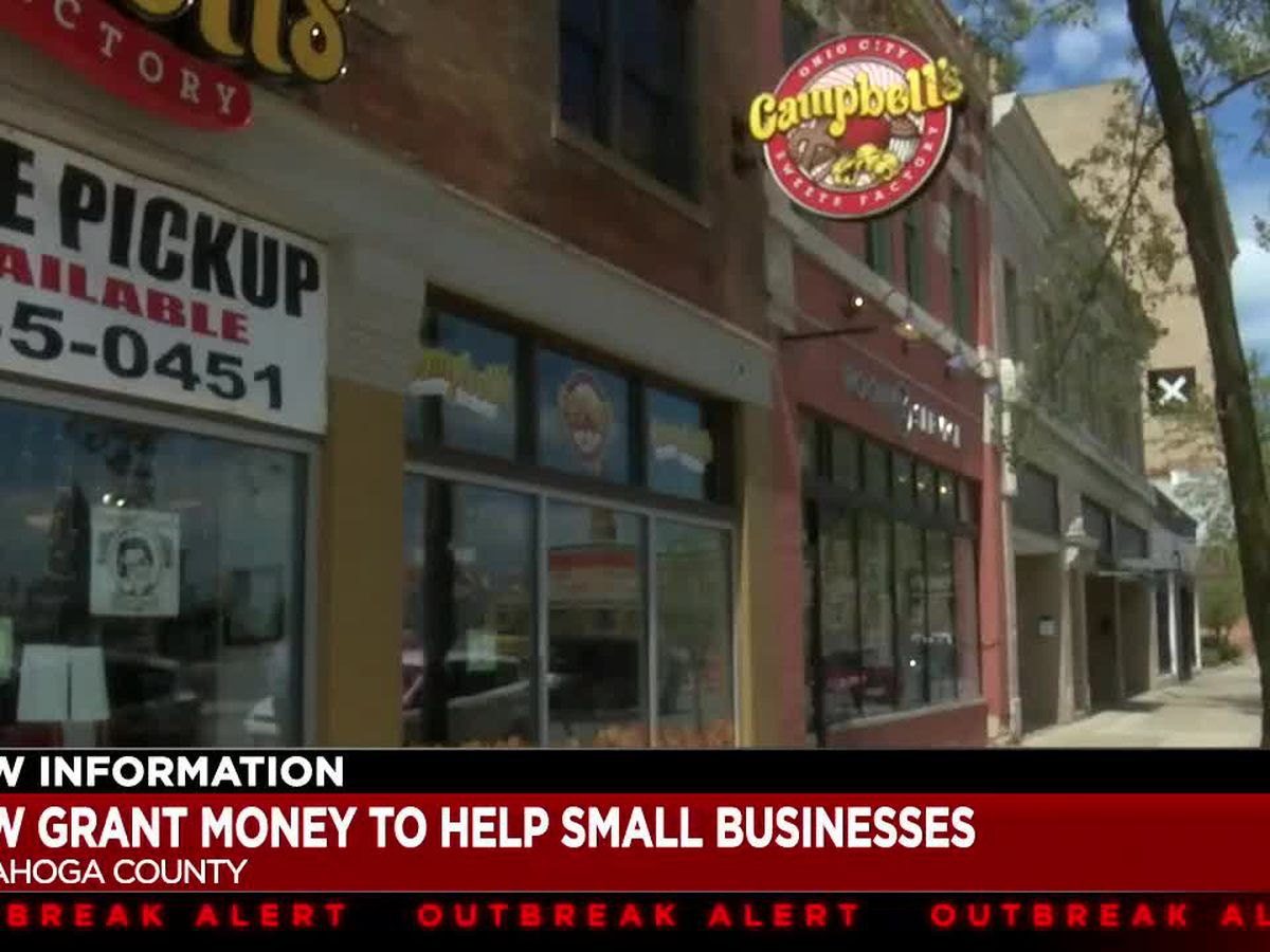$3M in grants given to small businesses in Northeast Ohio, including minority-owned businesses