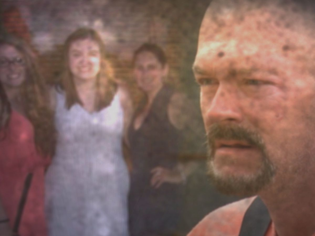 A cold blooded killer: Inside George Brinkman's confession to killing a mother and her two daughters