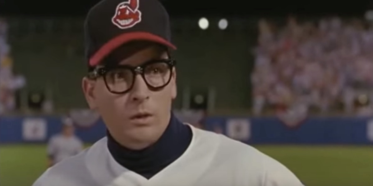 Should 'Wild Thing' Charlie Sheen throw the first pitch at the World Series?