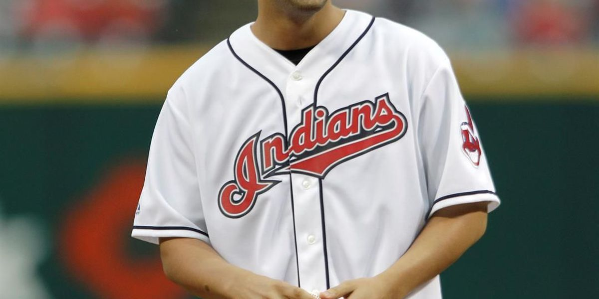 Casual reminder: Toronto native Drake was once an Indians fan