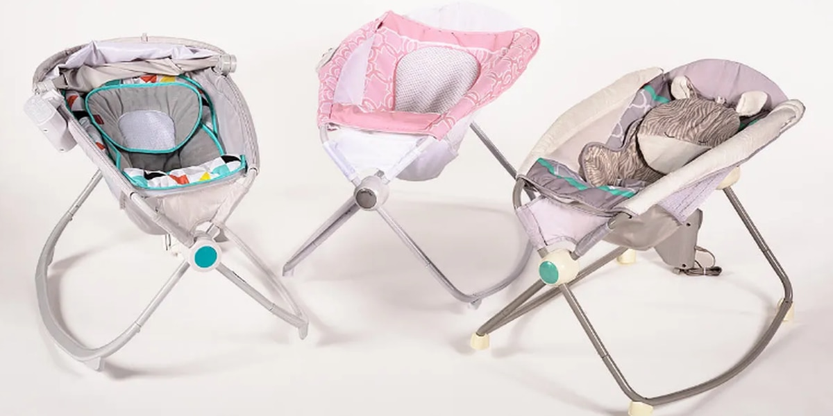 1 in 10 childcare facilities still using recalled infant sleepers