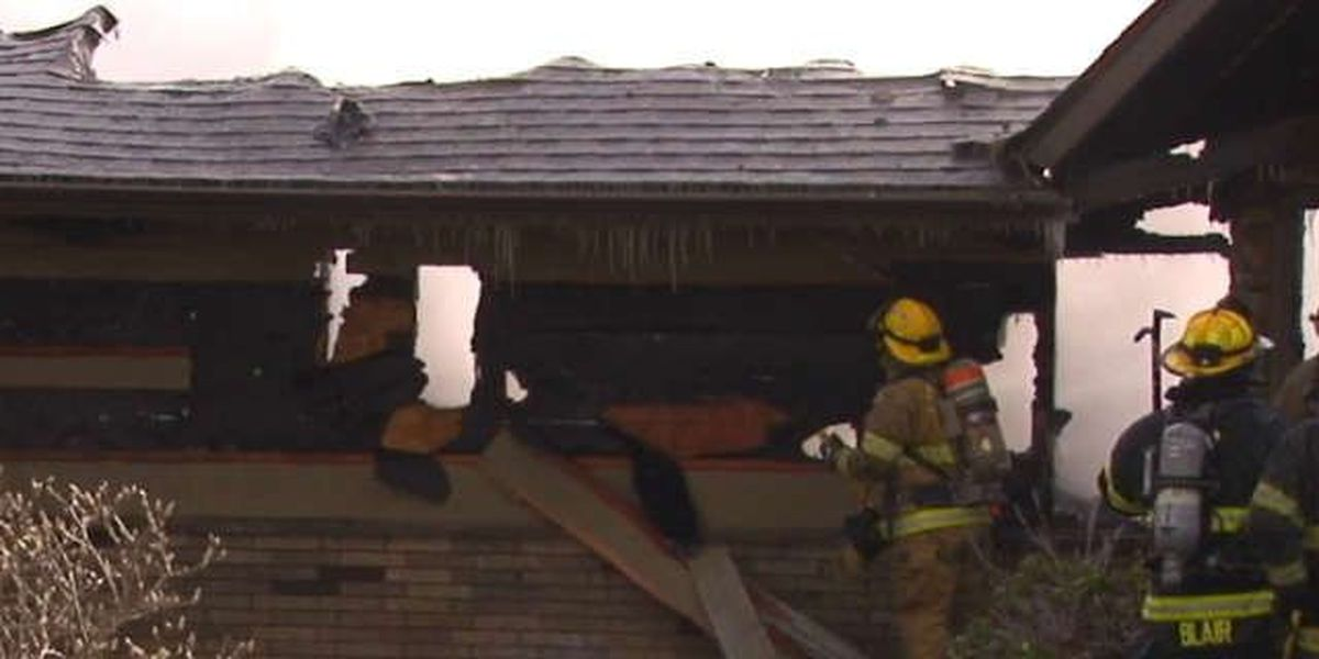 Investigation continues into large Medina house fire