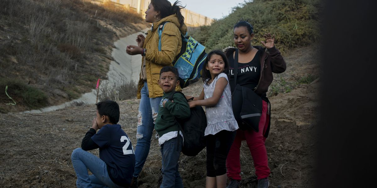 Watchdog: Government may have separated many more children from migrant parents