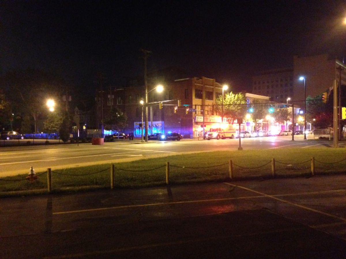 Active SWAT standoff in Ohio City