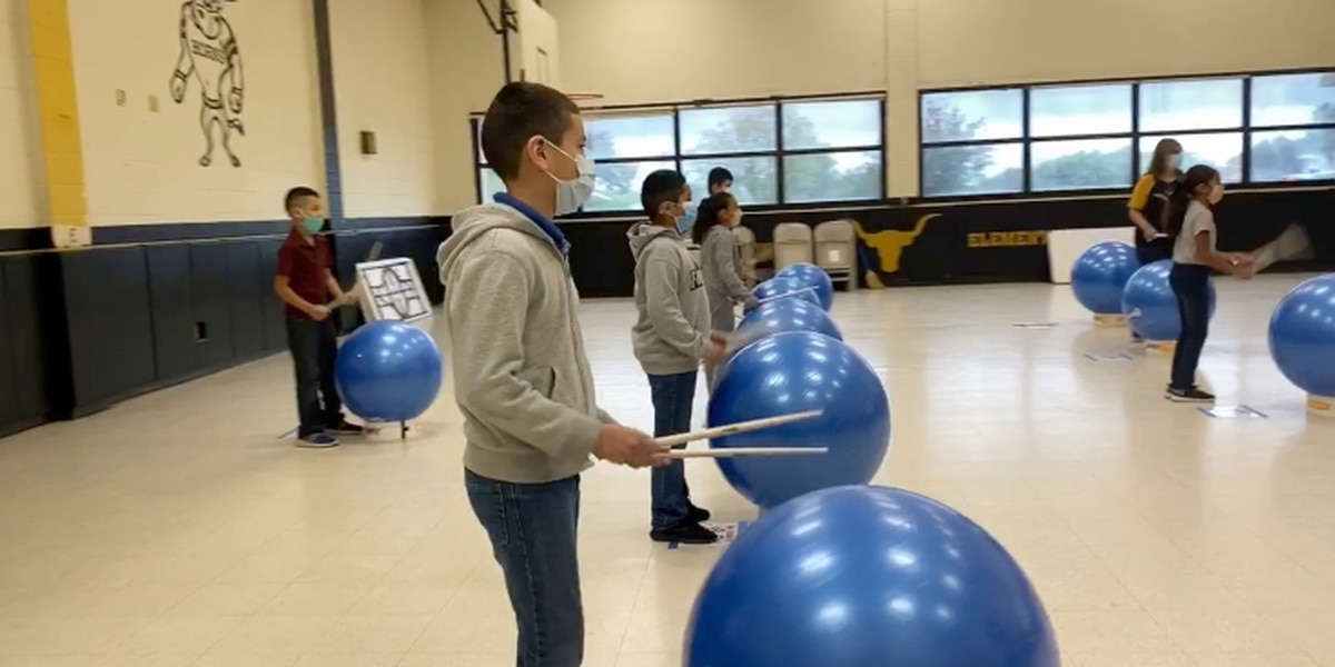 CMSD adding DrumFIT cardio program to gym class upon return to in-person learning