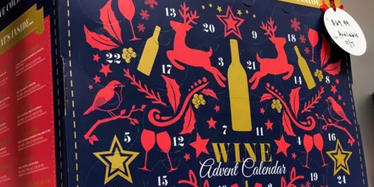 Aldi hosts wine, cheese and beer advent calendar event in Northeast Ohio