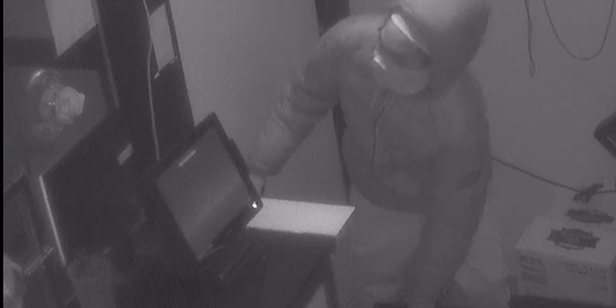 Police in Cleveland searching for 2 suspects who stole cash from a register and a black safe at Teriyaki Express
