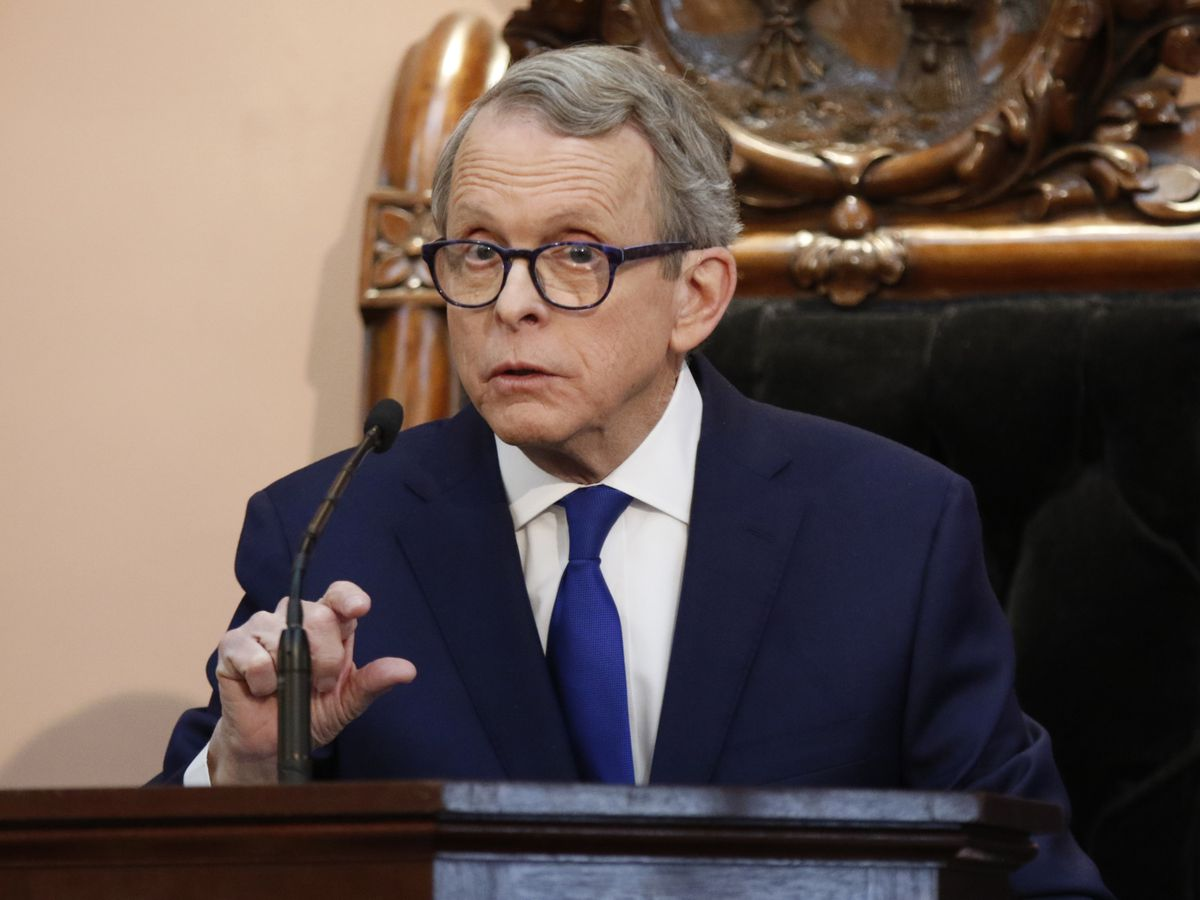 DeWine: Inmates making gowns, sanitizer, masks, and other equipment