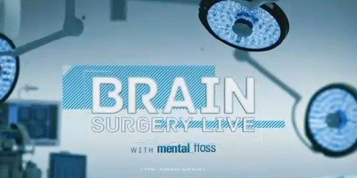 University Hospitals performs LIVE brain surgery