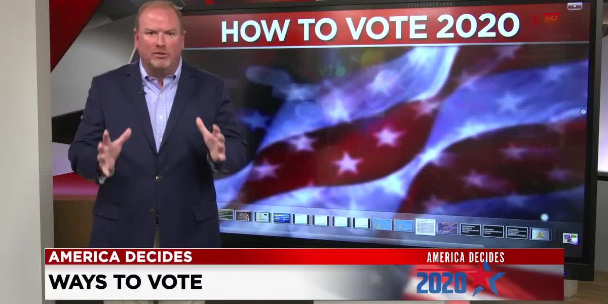 America Decides 2020: The need-to-know on in-person voting