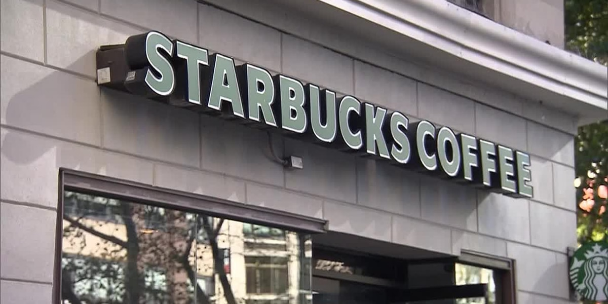 Starbucks giving free coffee to first responders during coronavirus pandemic class=