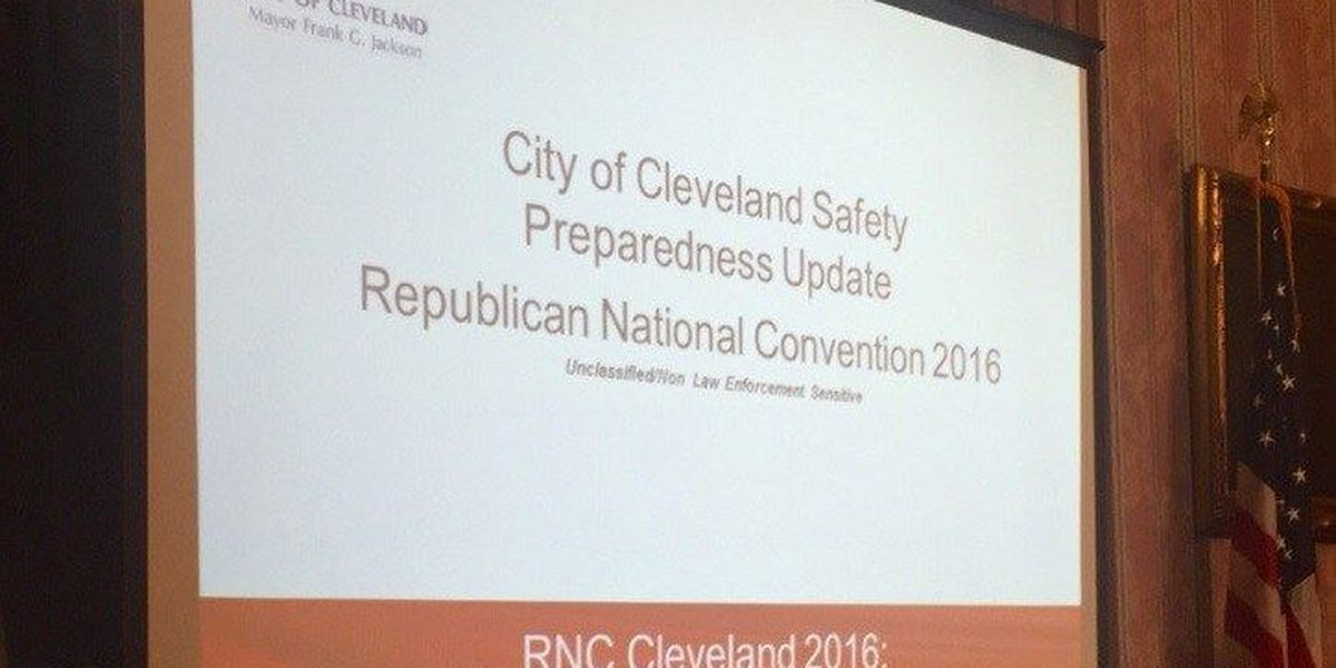 City offers limited details on RNC planning in meeting Tuesday