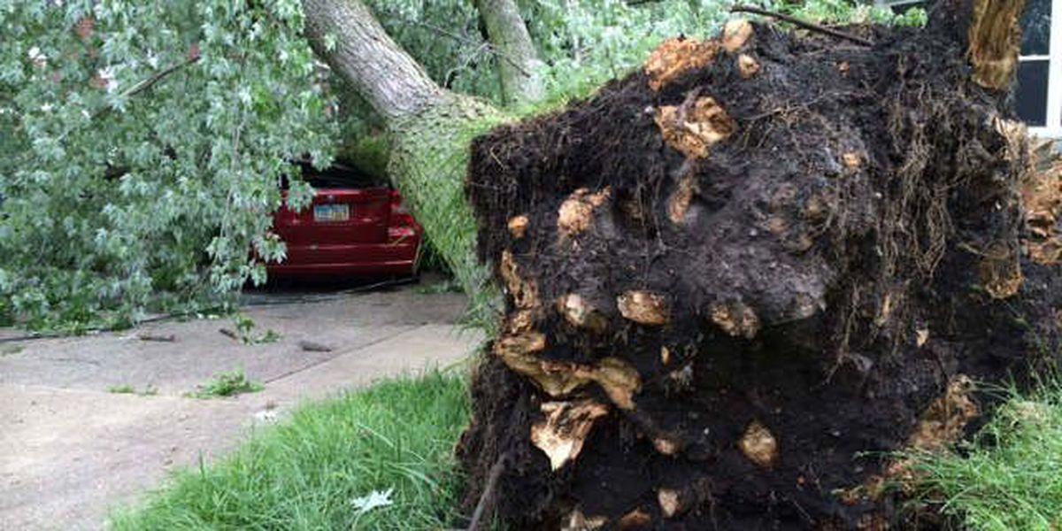 Cedar Point remains closed Monday; Storms blow through Sandusky