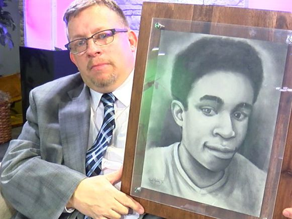 Northeast Ohio artist creates gift for family of 11-year-old murder victim