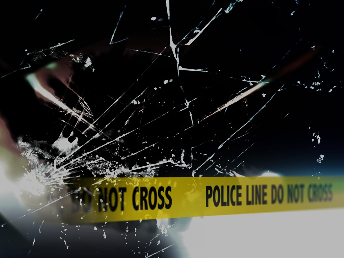 VIDEO: Violent 2-semi crash shuts down I-71 south in Wayne County