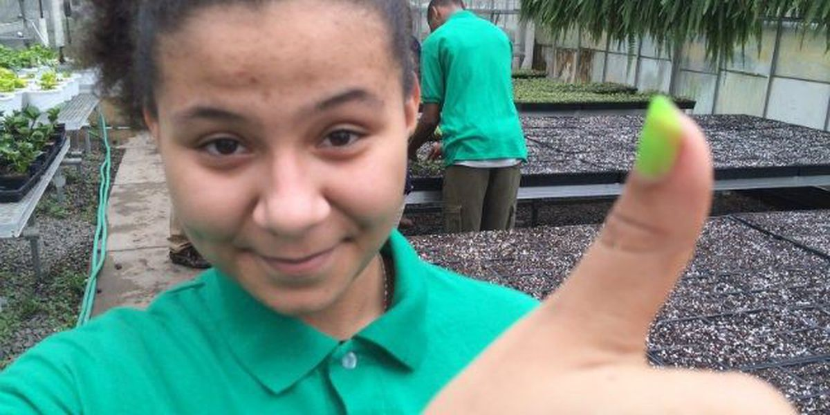 Cleveland students becoming future farmers