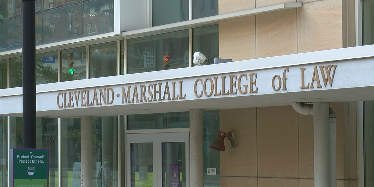 Cleveland State considering renaming Cleveland Marshall College of Law due to its racist roots