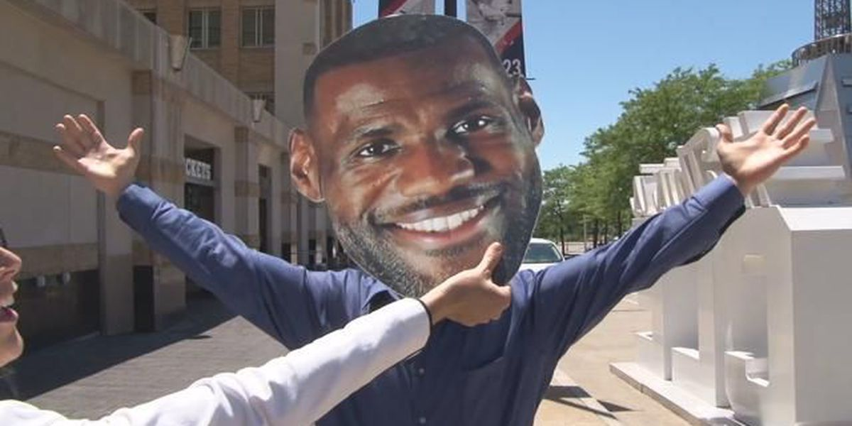 When is it time to start talking about a LeBron statue?
