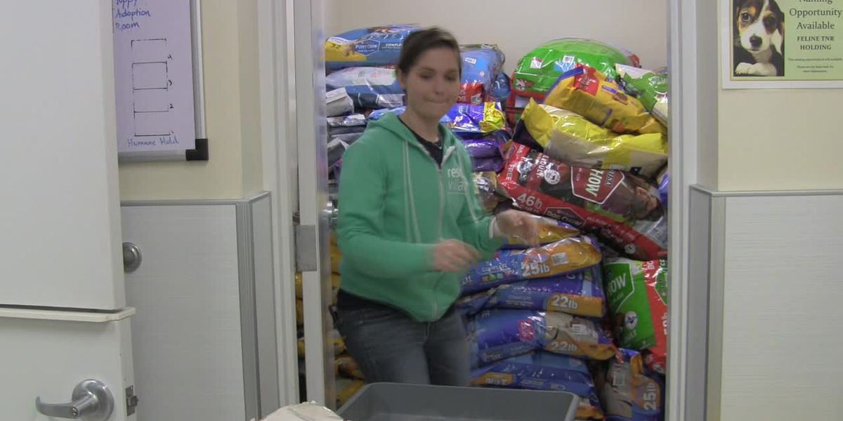 Rescue Village starts Pet Pantry