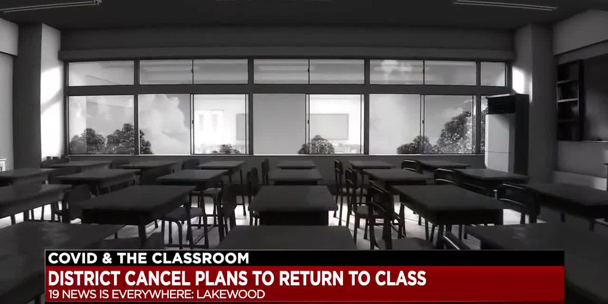 """Northeast Ohio schools returning to in-class learning in """"wait and see"""" mode after record Covid case"""