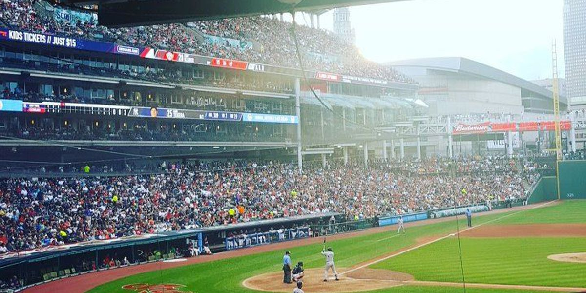 Progressive Field hosts Games 3 watch party
