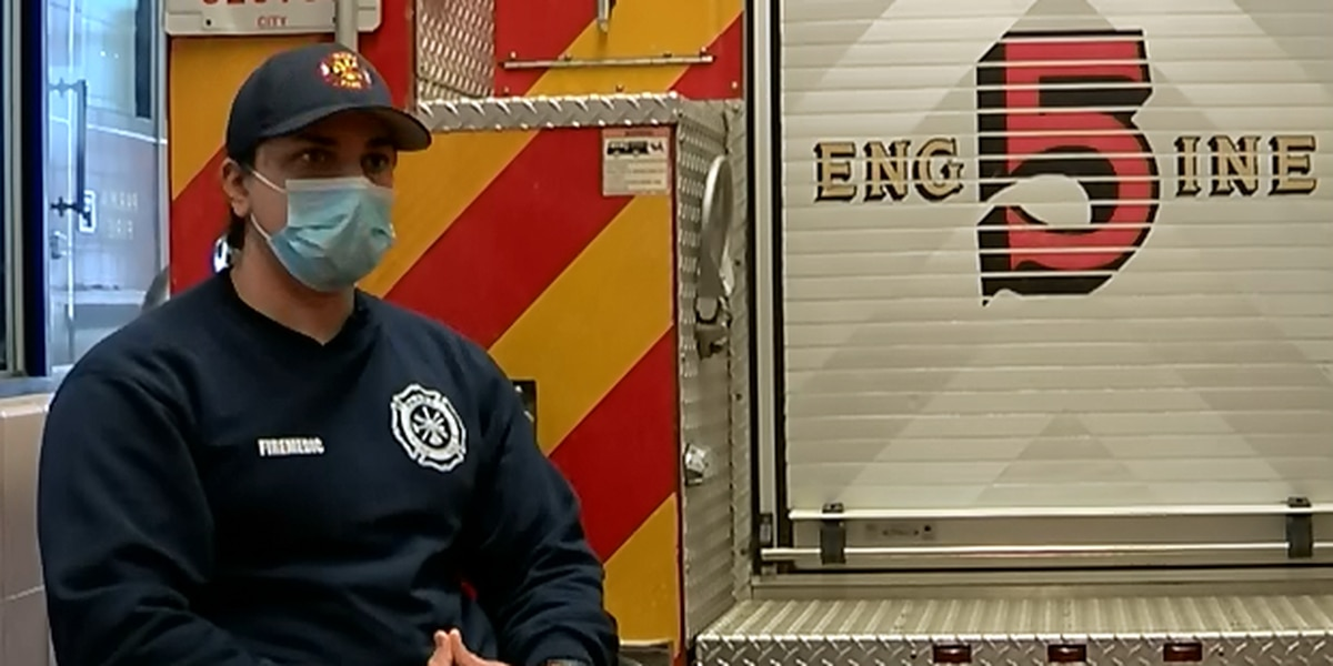 Parma firefighters reflect on challenging year of working through pandemic