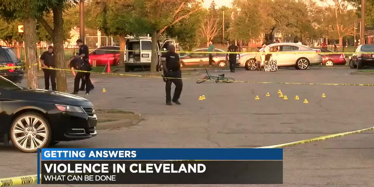 Violence in Cleveland