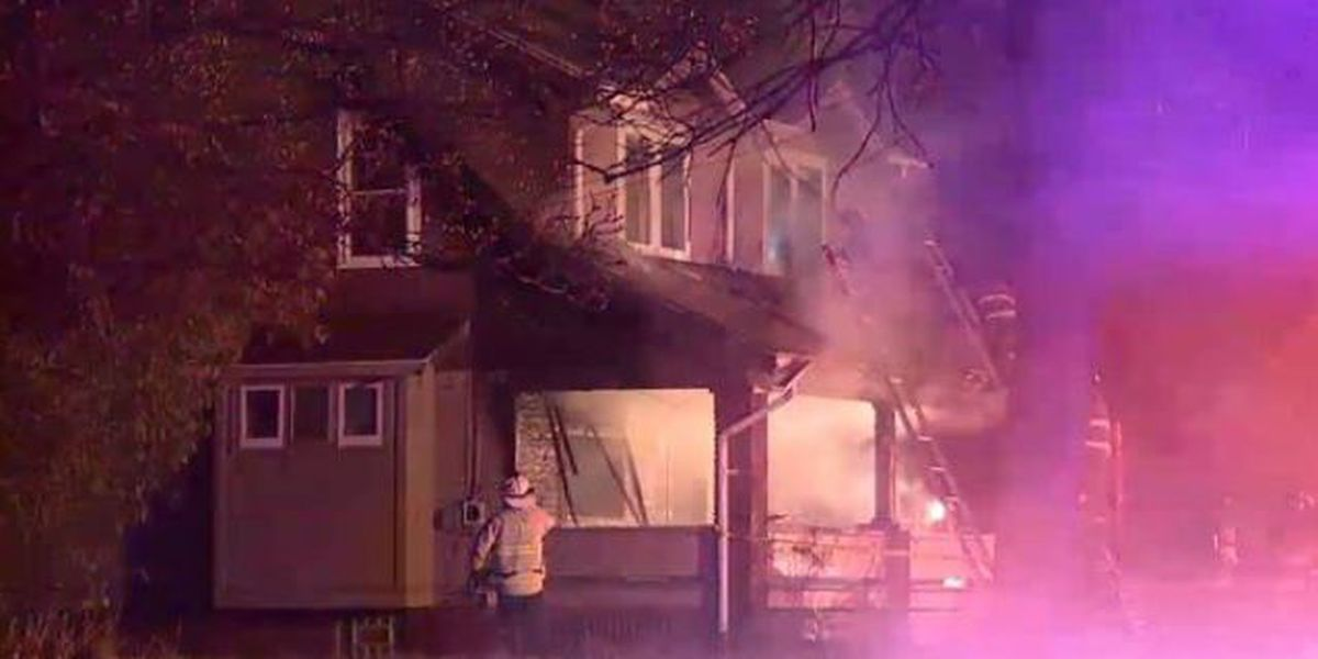 5 children dead after house fire in Youngstown