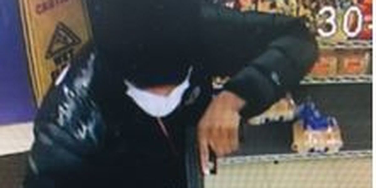 Armed thief robs cashier at Maple Heights store