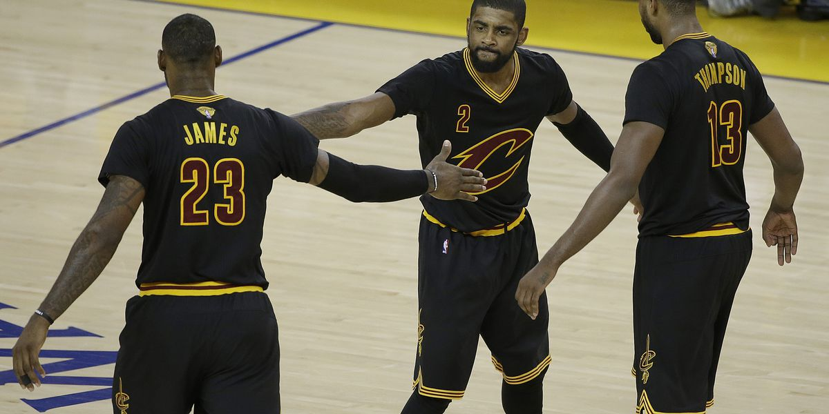 On this day 4 years ago: Kyrie Irving, LeBron James dominate Golden State Warriors in game 5 of 2016 NBA Finals (video)