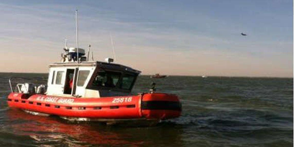 Coast Guard rescues teen in Lake Erie