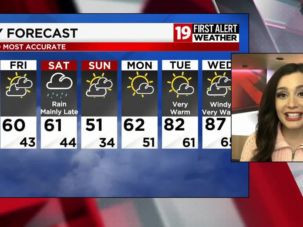 Northeast Ohio weather: Spring still on sabbatical with colder temps in area