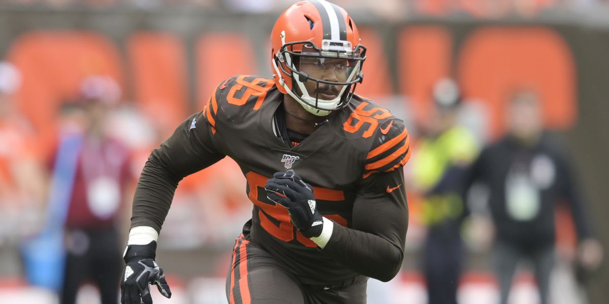 Myles Garrett well on his way to DPOY honors, sits second in league sacks