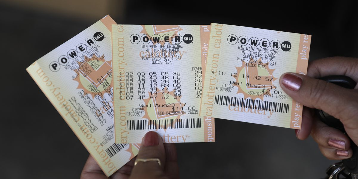 $625 M Powerball jackpot is hard to win but this is ridiculous