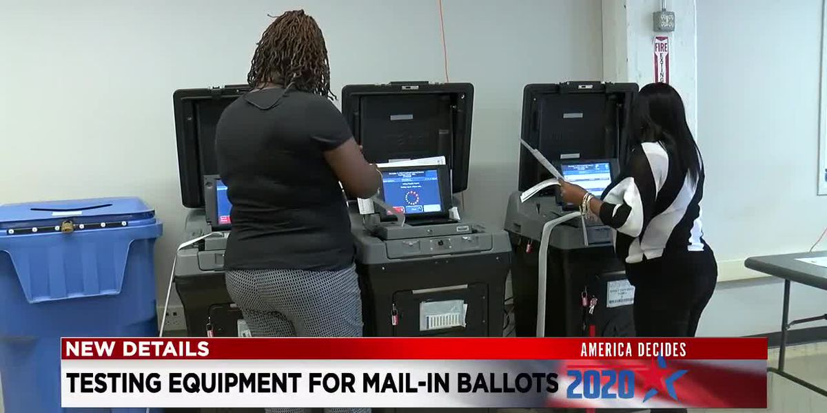 Voting machines in Cuyahoga County tested ahead of Election Day