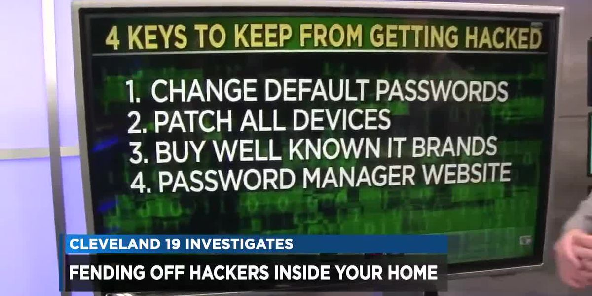 Experiment shows your home is probably not as hack proof as you thought