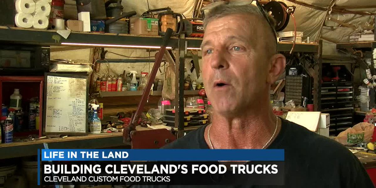 Building Cleveland's food trucks
