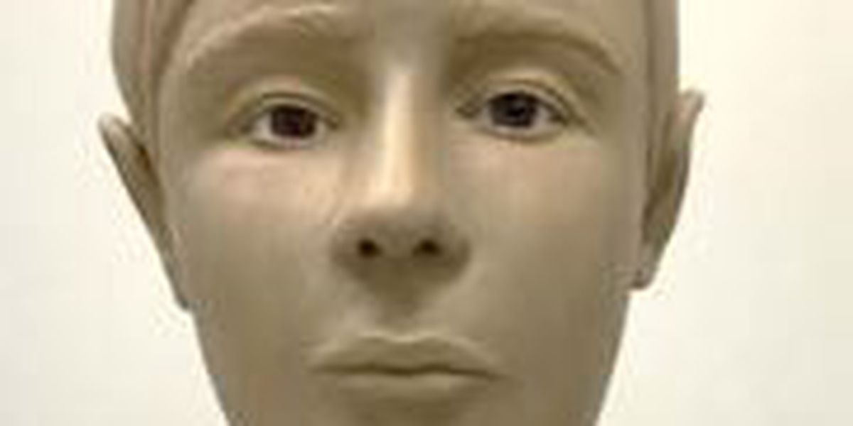Facial reconstruction mold released hoping to identify additional victim of killer Shawn Grate