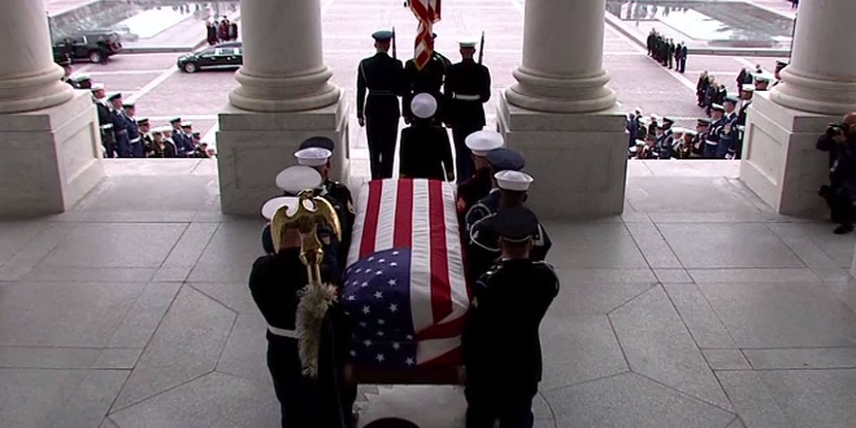 Death of George H.W. Bush has united America. Let's keep it that way (editorial)