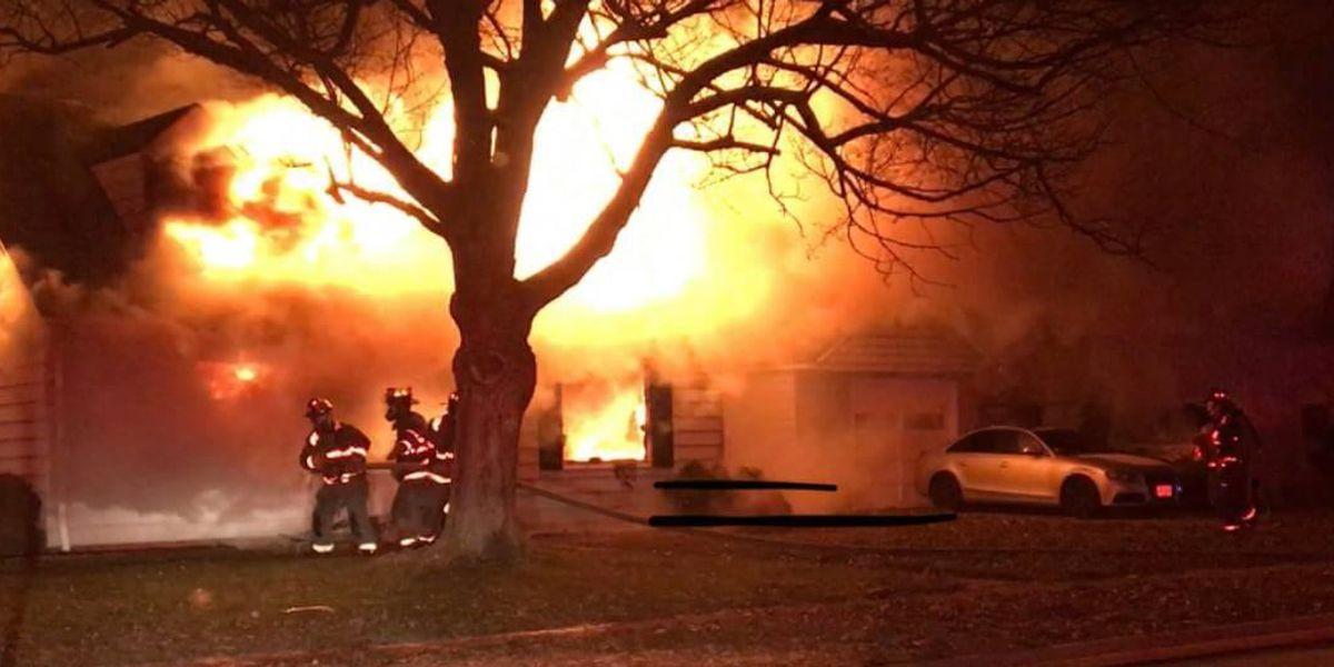 Fire destroys Euclid home; cause remains under investigation