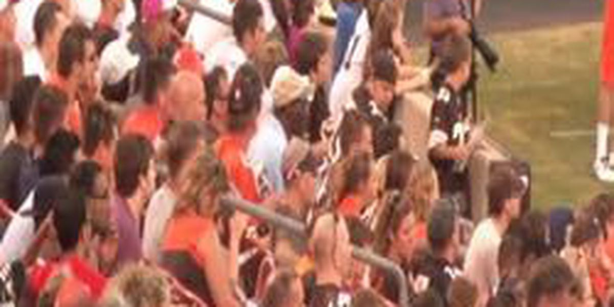 """Browns host """"Family Fun Day'"""