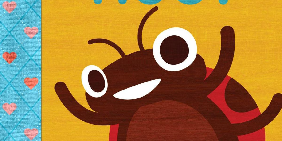 'Will Ladybug Hug?' Find out on Story Time with Jamie Sullivan