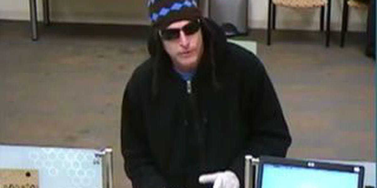 PHOTOS: North Olmsted bank robbed at gunpoint
